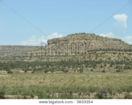 New Mexico Mountain
