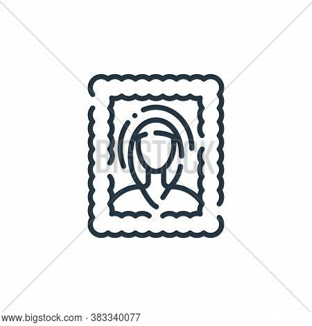 icon from easter collection isolated on white background. icon isolated on white background from eas