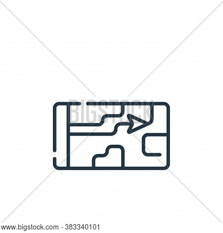 phone icon isolated on white background from location collection. phone icon trendy and modern phone