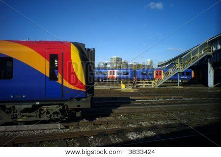 Clapham Junction Trains