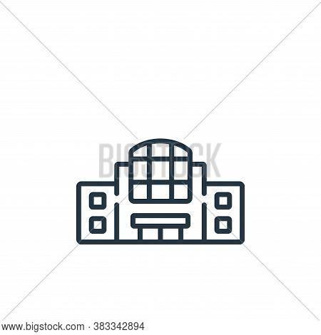 supermarket icon isolated on white background from supermarket collection. supermarket icon trendy a