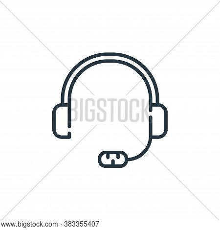 music icon isolated on white background from museum collection. music icon trendy and modern music s