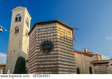 Chiesa Di San Francesco Dassisi Roman Catholic Church Romanesque-gothic Style Building And Francisca