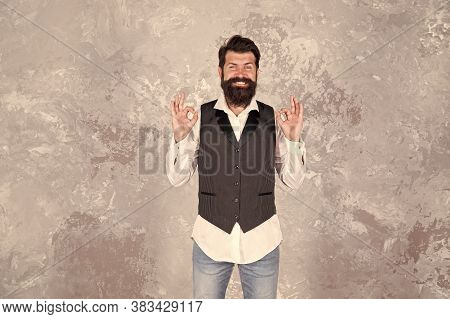 Bearded Jewish Man. Jewish Traditions. Purim Festival Holiday Celebration Judaism. Guy Mature Bearde