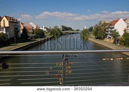 Bridge In Bamberg