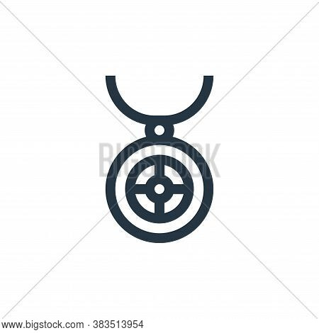 jewelry icon isolated on white background from handcrafts collection. jewelry icon trendy and modern