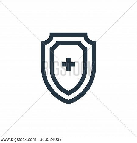 life insurance icon isolated on white background from nursing collection. life insurance icon trendy