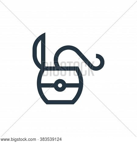 dental floss icon isolated on white background from nursing collection. dental floss icon trendy and