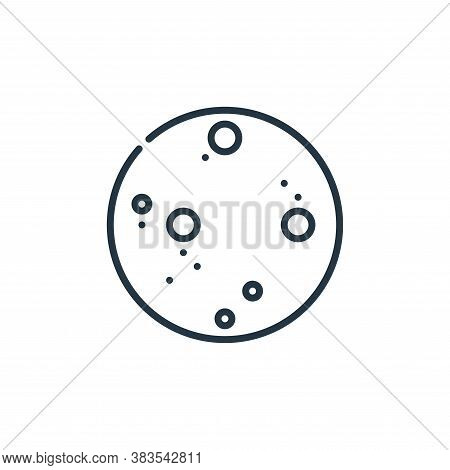 tortilla icon isolated on white background from cinco de mayo collection. tortilla icon trendy and m