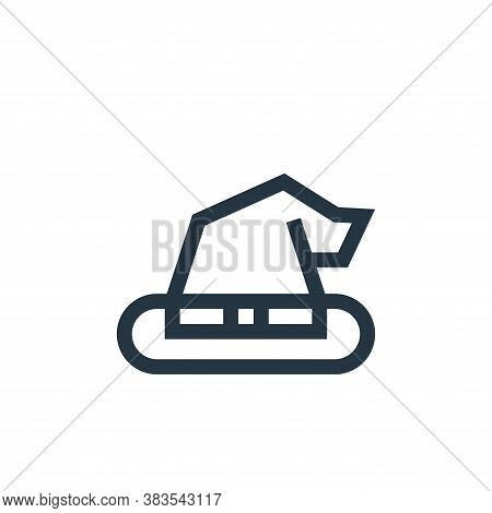 wizard hat icon isolated on white background from fairytale collection. wizard hat icon trendy and m