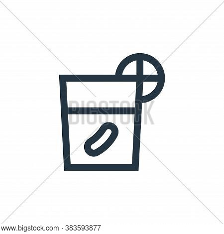 mezcal icon isolated on white background from cinco de mayo collection. mezcal icon trendy and moder