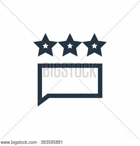feedback icon isolated on white background from message collection. feedback icon trendy and modern