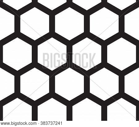 Seamless Pattern. Abstract Geometric Psychedelic Art Background. Vector Illustration