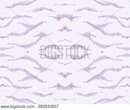 Tribal Background. Fashion Animal Banner. Camouflage Cheetah Lines. Safari Textile Design. Seamless