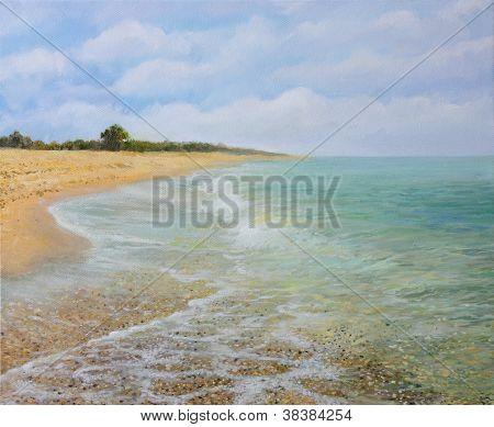 Beach Krapetz