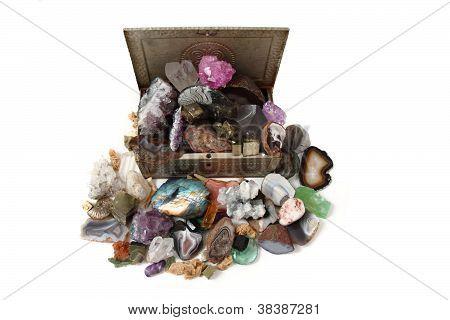 Color Gems Background