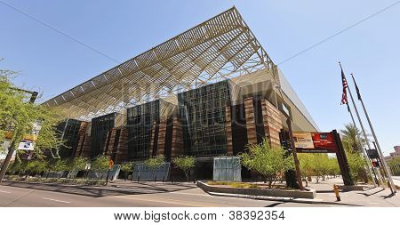 A Look At The Phoenix Convention Center