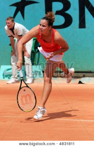 Jarmila Gajdosova groth At Roland Garros