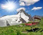 Grossglockner, National Park Hohe Tauern, Austria  poster