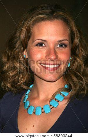 Sally Pressman at the 2007 TCA Winter Press Tour. Ritz Carlton Huntington Hotel, Pasadena, CA. 01-11-07