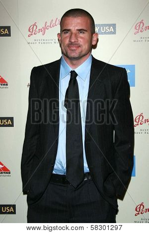 Dominic Purcell at the G'Day USA Penfolds Black Tie Icon Gala. Hyatt Regency Century Plaza, Los Angeles, CA. 01-13-07