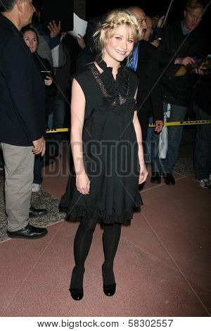 Emilie de Ravin at An Evening with