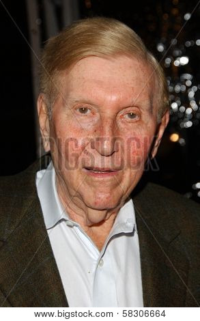 Sumner Redstone at the Los Angeles Premiere of
