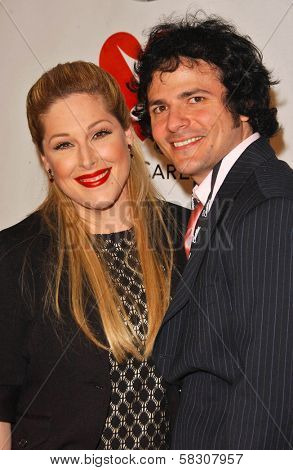 Carnie Wilson and husband Rob at the 2007 MusiCares Person of the Year Honoring Don Henley. Los Angeles Convention Center, Los Angeles, CA. 02-09-07