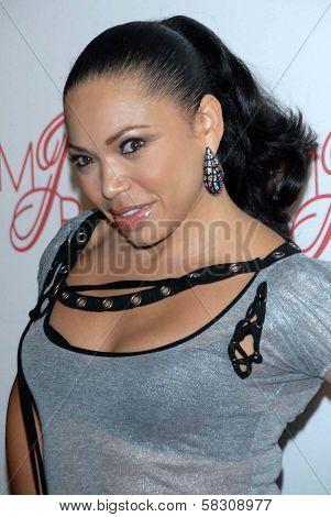 Tisha Campbell at the