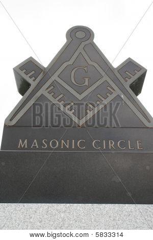 Mansonic Symbol