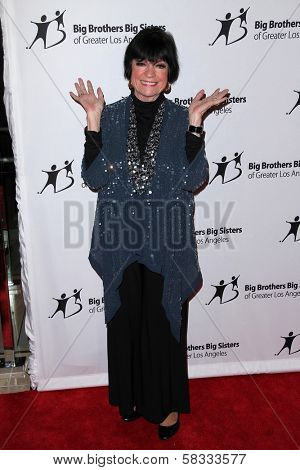 Jo Anne Worley at the Big Brothers Big Sisters of Greater Los Angeles 2012 Rising Stars Gala, Beverly Hilton, Beverly Hills, CA 10-26-12