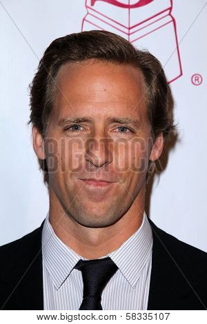 Nat Faxon at the Casting Society of America Artios Awards, Beverly Hilton, Beverly Hills, CA 10-29-12