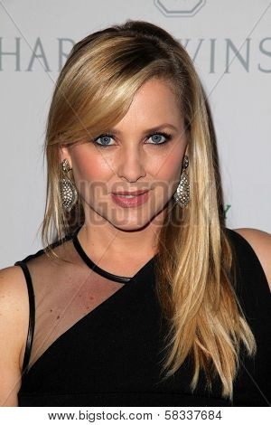 Jessica Capshaw at the First Annual Baby2Baby Gala Presented by Harry Winston, Book Bindery, Culver City, CA 11-03-12