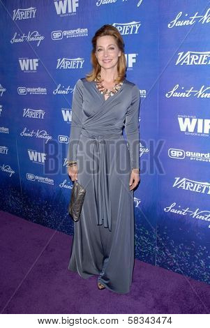 Sharon Lawrence at the Variety and Women In Film Pre-Emmy Event, Scarpetta, Beverly Hills, CA 09-21-12
