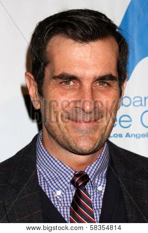 Ty Burrell at the Saban Free Clinic Gala, Beverly Hilton, Beverly Hills, CA 11-19-12
