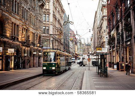 Public transport in Helsinki