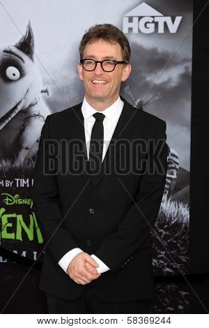 Tom Kenny at the