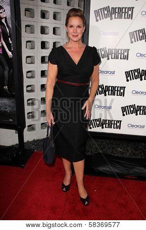 Elizabeth Perkins at the