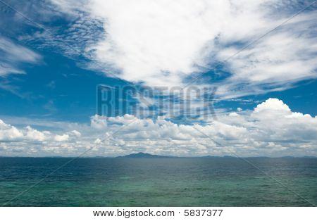 Sea Phi-Phi Island
