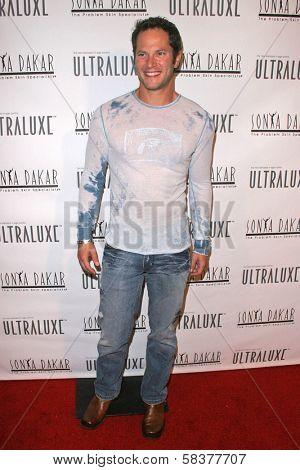David Lipper at the Sonya Dakar Skin Clinic Opening. Sonya Dakar SKin Clinic, Beverly Hills, CA. 10-24-06