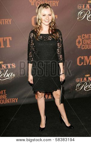 Beverley Mitchell at the CMT Giants honoring Reba McEntire. Kodak Theatre, Hollywood, CA. 10-26-06