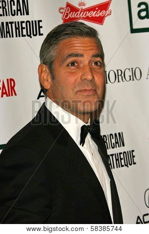 George Clooney at the 21st Annual American Cinematheque Award Honoring George Clooney. Beverly Hilton Hotel, Beverly Hills, CA. 10-13-06