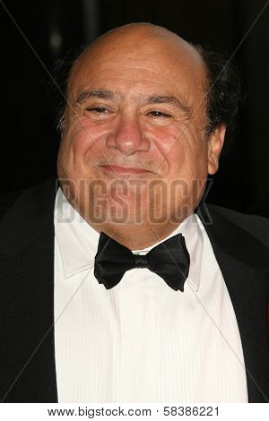 Danny Devito  at the 21st Annual American Cinematheque Award Honoring George Clooney. Beverly Hilton Hotel, Beverly Hills, CA. 10-13-06