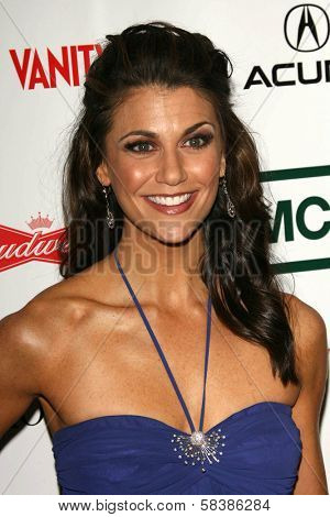Samantha Harris at the 21st Annual American Cinematheque Award Honoring George Clooney. Beverly Hilton Hotel, Beverly Hills, CA. 10-13-06