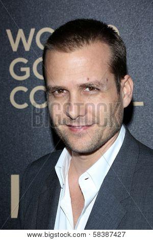 Gabriel Macht at the Hollywood Foreign Press Association And InStyle Miss Golden Globe 2013 Party, Cecconi's, Los Angeles, CA 11-29-12