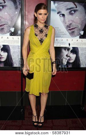 Kate Mara at the