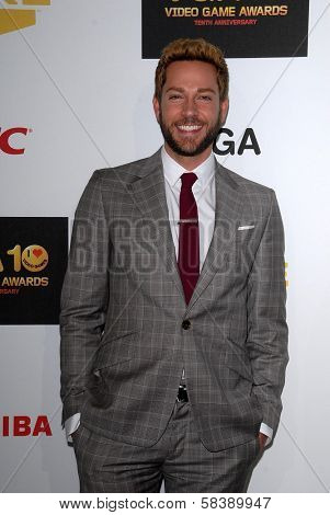 Zachary Levi at Spike TV`S Video Game Awards 2012, Sony Pictures Studios, Culver City, CA 12-07-12 David Edwards/DailyCeleb.com 818-249-4998