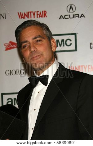 BEVERLY HILLS - OCTOBER 13 George Clooney at the 21st Annual American Cinematheque Award Honoring George Clooney October 13, 2006 in Beverly Hilton Hotel, Beverly Hills, Los Angeles, California.