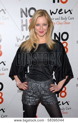 Jessica Morris at the NOH8 Campaign 4th Anniversary Celebration, Avalon, Hollywood, 12-12-12