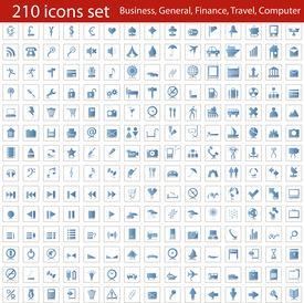 Set d'icônes